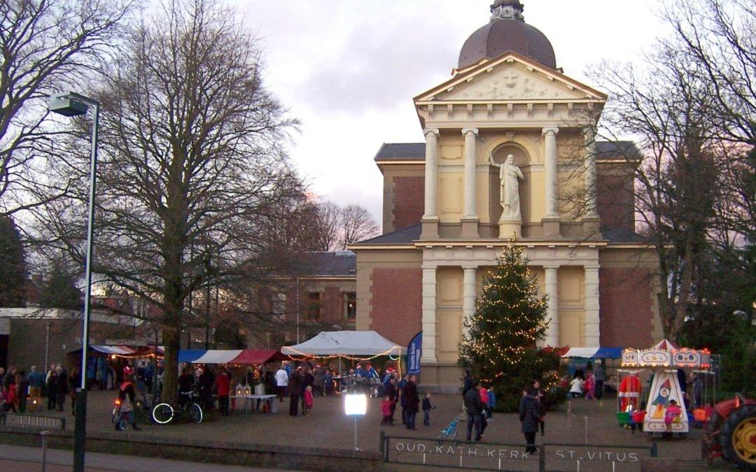 Help mee met de kerstmarkt op het Melkpad!