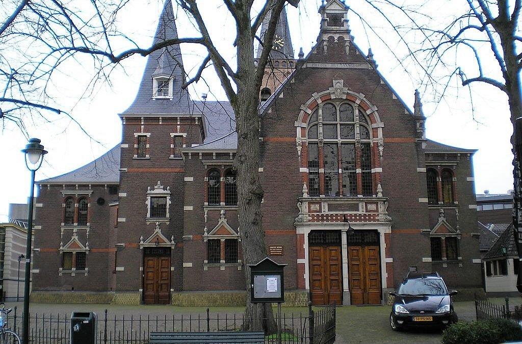 Gebedsdienst Grote Kerk
