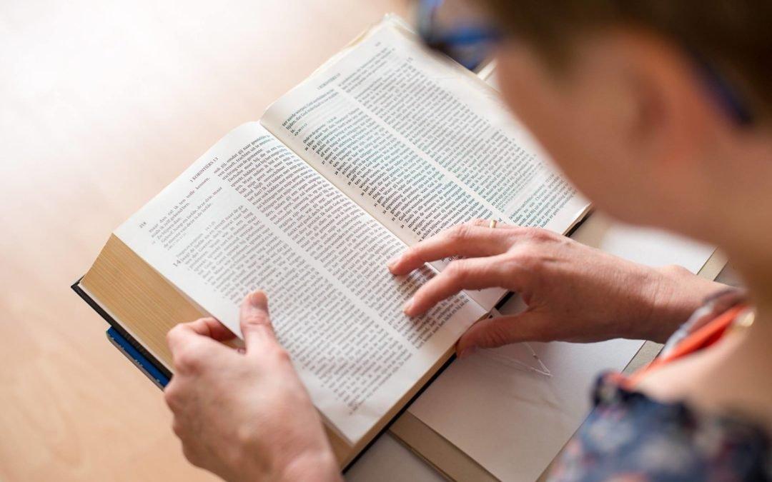 Bijbelleesgroep