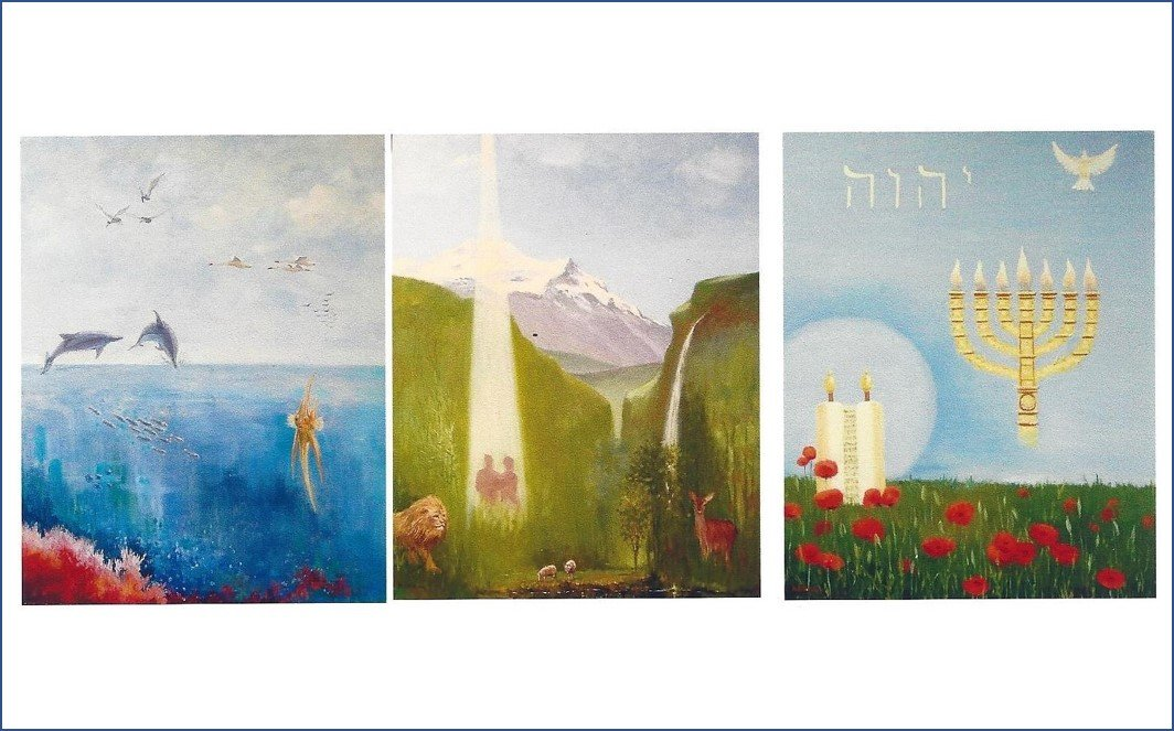 Leerhuis 'Scheppingswerk van God en mensen'