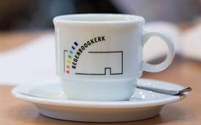 Online koffie na de kerkdienst