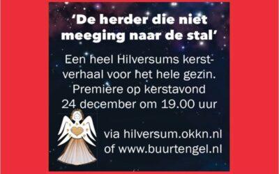 Online première: Een ongewoon en Hilversums kerstverhaal