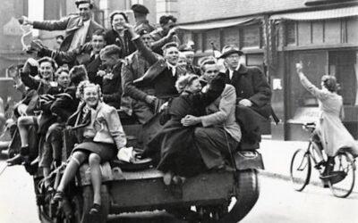 Expositie '75 jaar bevrijding'