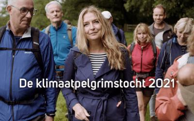 Klimaatpetitie en klimaatpelgrimstocht